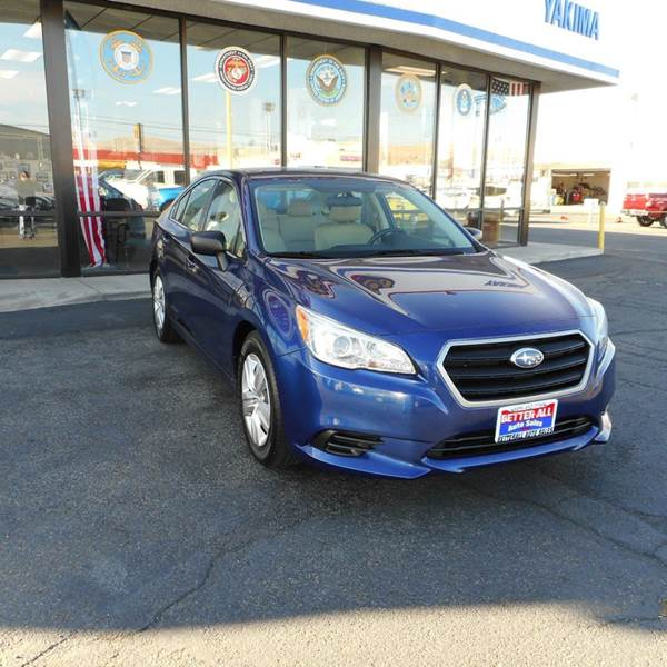 2015 subaru legacy in yakima wa better all auto sales. Black Bedroom Furniture Sets. Home Design Ideas
