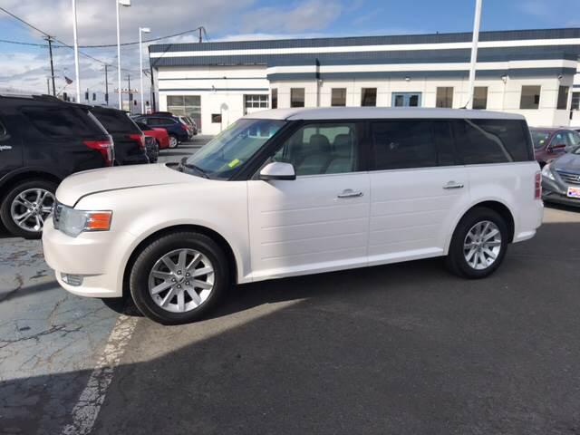 2010 ford flex sel in yakima wa - better all auto sales