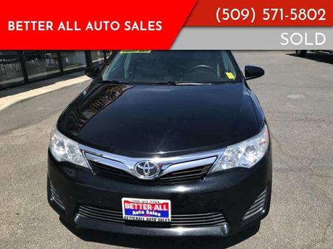 Toyota For Sale in Yakima, WA - Better All Auto Sales