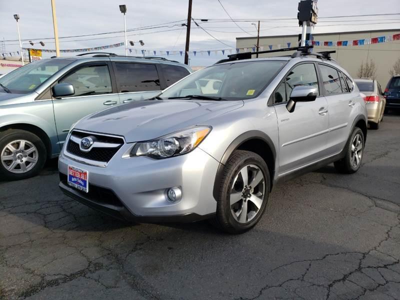 2015 Subaru XV Crosstrek for sale at Better All Auto Sales in Yakima WA