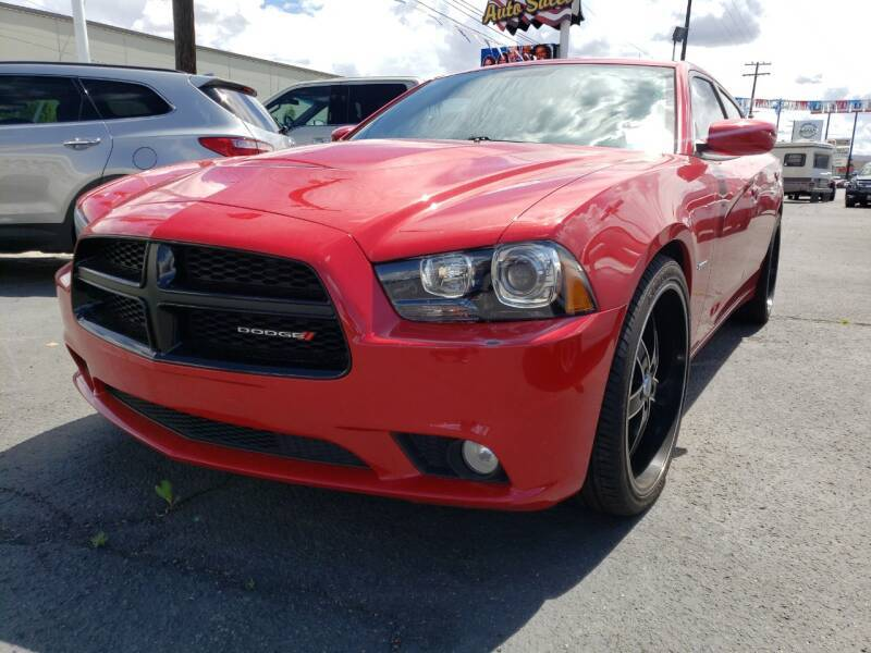 2012 Dodge Charger for sale at Better All Auto Sales in Yakima WA