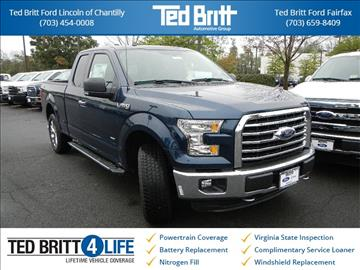 2016 Ford F-150 for sale in Chantilly, VA