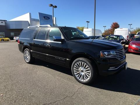 2017 Lincoln Navigator L for sale in Chantilly, VA