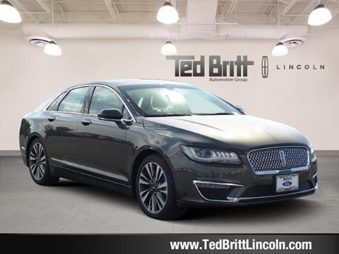 2017 Lincoln MKZ for sale in Chantilly, VA