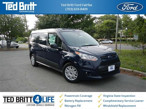 2017 Ford Transit Connect Cargo for sale in Chantilly, VA