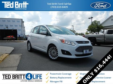 2016 Ford C-MAX Hybrid for sale in Chantilly, VA
