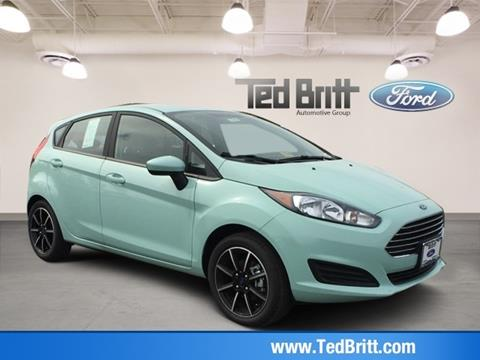 2017 Ford Fiesta for sale in Chantilly, VA