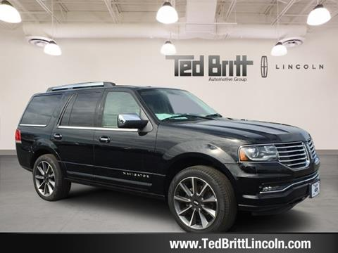 2017 Lincoln Navigator for sale in Chantilly, VA