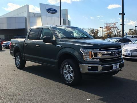2018 Ford F-150 for sale in Chantilly, VA