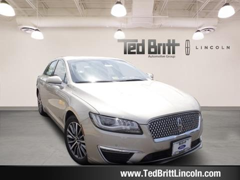2017 Lincoln MKZ Hybrid for sale in Chantilly, VA