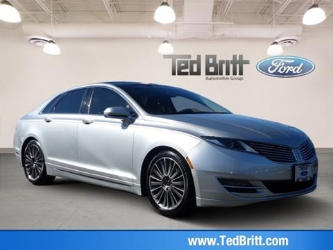 2015 Lincoln MKZ for sale in Chantilly, VA