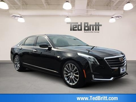 2016 Cadillac CT6 for sale in Chantilly, VA
