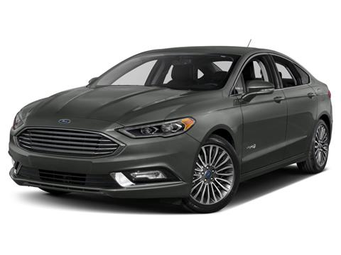 2018 Ford Fusion Hybrid for sale in Chantilly, VA