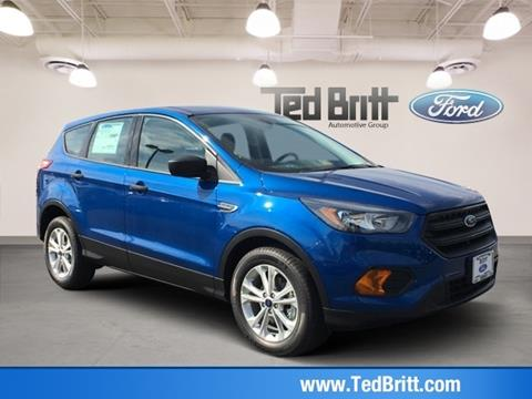 2018 Ford Escape for sale in Chantilly, VA