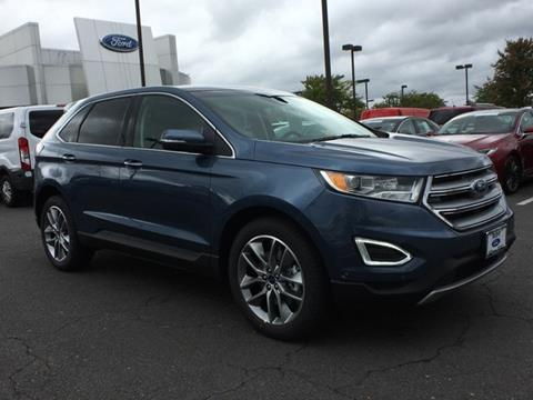 2018 Ford Edge for sale in Chantilly, VA