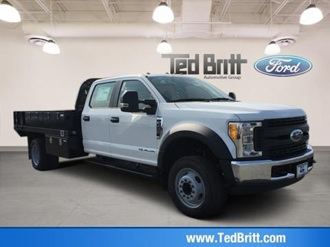 2017 Ford F-450 Super Duty for sale in Chantilly, VA