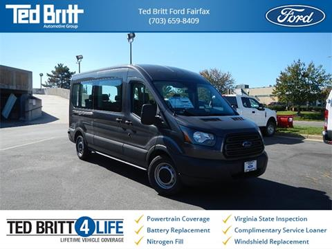 2017 Ford Transit Wagon for sale in Chantilly, VA