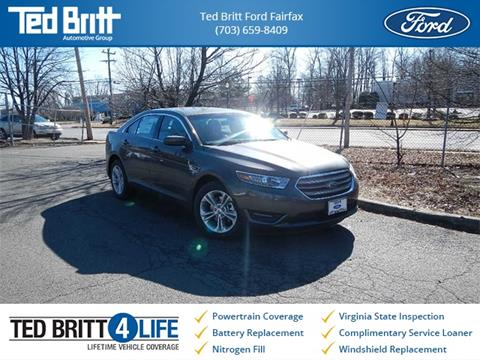2018 Ford Taurus for sale in Chantilly, VA