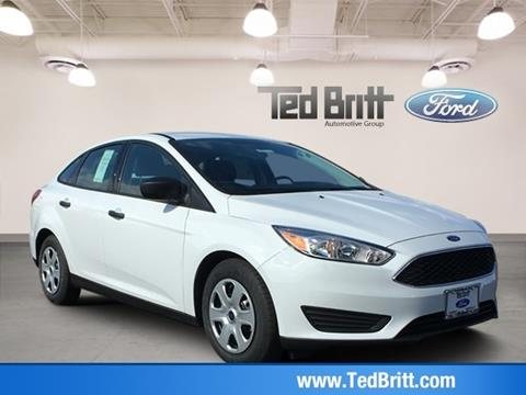 2018 Ford Focus for sale in Chantilly, VA