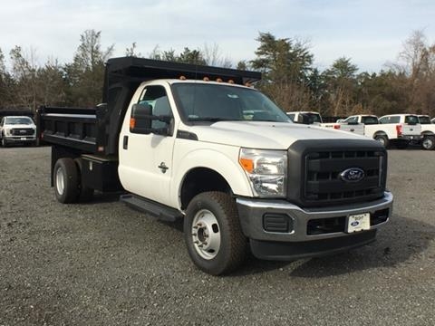 2016 Ford F-350 Super Duty for sale in Chantilly, VA