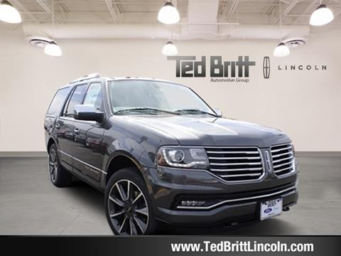 2016 Lincoln Navigator for sale in Chantilly, VA