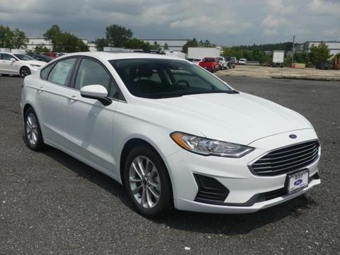 2019 Ford Fusion for sale in Chantilly, VA
