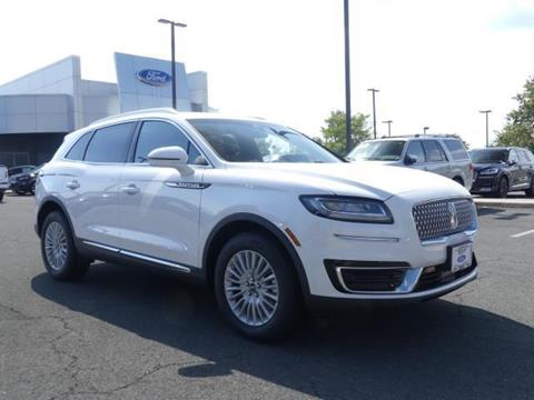 2019 Lincoln Nautilus for sale in Chantilly, VA