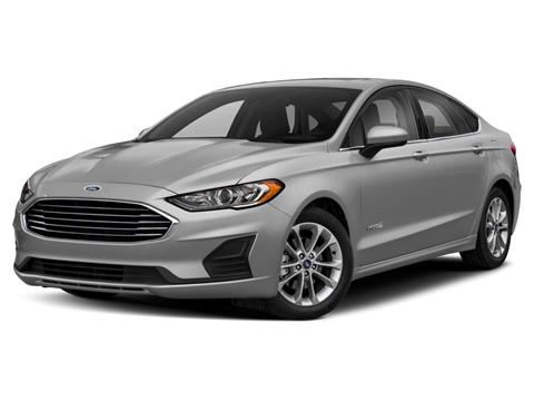 2020 Ford Fusion Hybrid for sale in Chantilly, VA