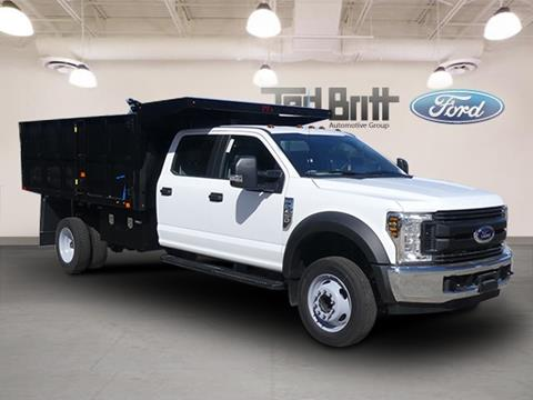 2019 Ford F-450 Super Duty for sale in Chantilly, VA