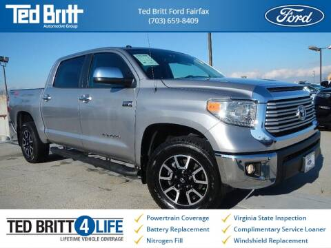 2014 Toyota Tundra For Sale >> 2014 Toyota Tundra For Sale In Chantilly Va
