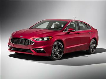 2017 Ford Fusion for sale in Chantilly, VA