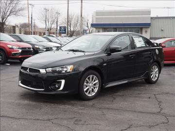 2016 Mitsubishi Lancer for sale in Youngstown, OH
