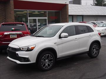 2016 Mitsubishi Outlander Sport for sale in Youngstown, OH