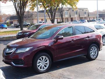 2017 Acura RDX for sale in Youngstown, OH