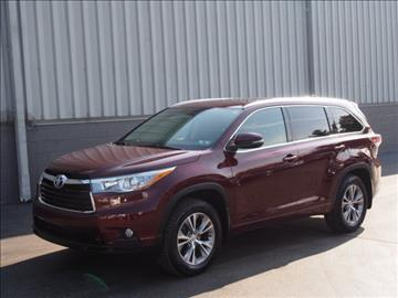 2015 Toyota Highlander for sale in Youngstown, OH