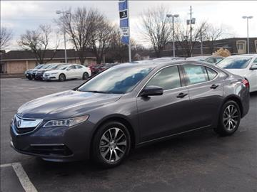 2017 Acura TLX for sale in Youngstown, OH