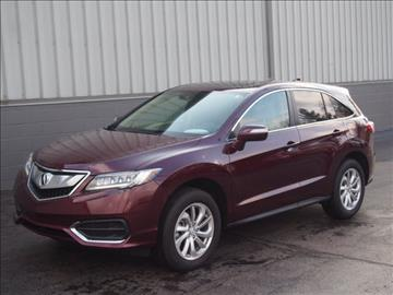 2016 Acura RDX for sale in Youngstown, OH