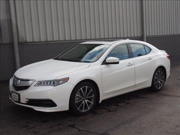 2015 Acura TLX for sale in Youngstown, OH