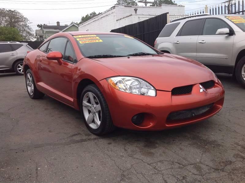 2006 Mitsubishi Eclipse car for sale in Detroit