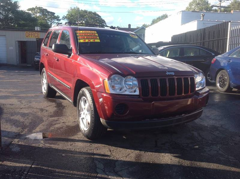 2007 Jeep Grand Cherokee car for sale in Detroit