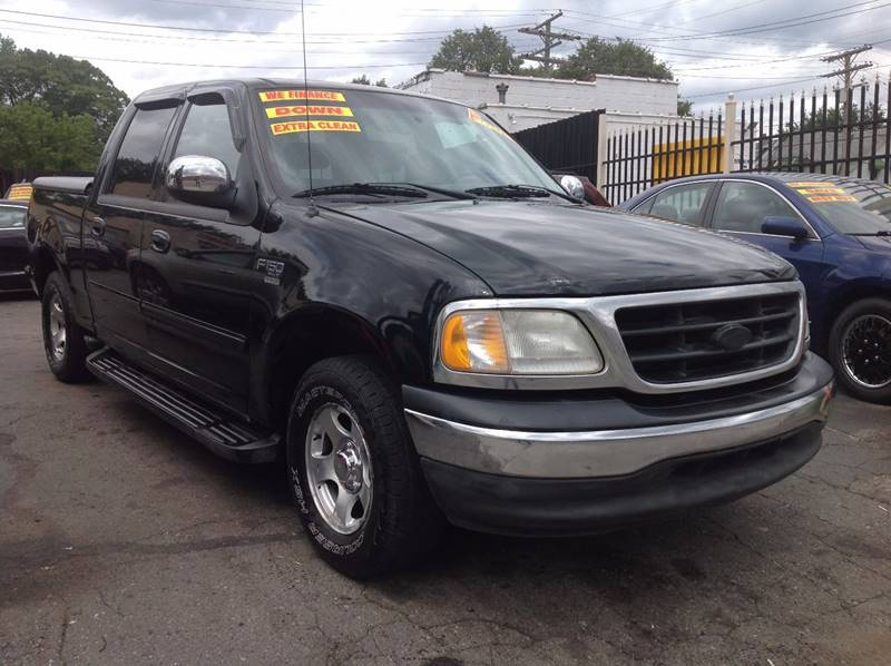 2003 Ford F-150 car for sale in Detroit