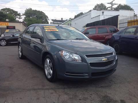 2009 Chevrolet Malibu for sale in Hamtramck, MI