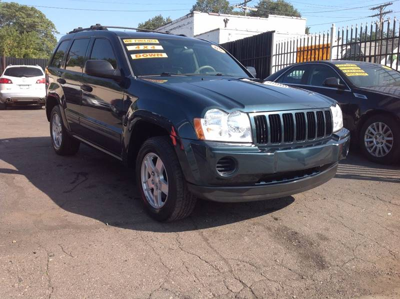 2005 Jeep Grand Cherokee car for sale in Detroit