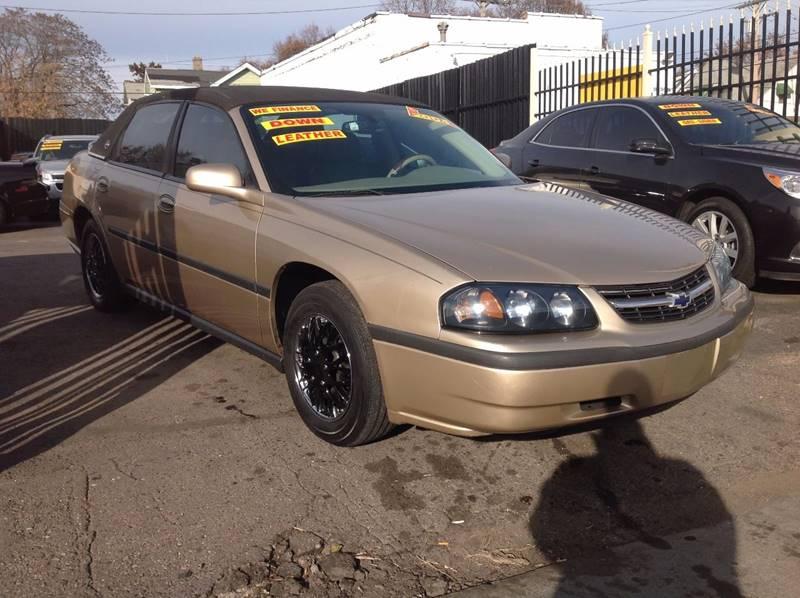 2004 Chevrolet Impala car for sale in Detroit