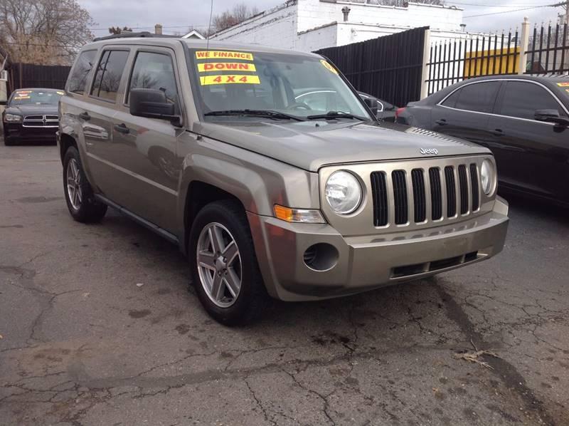 2007 Jeep Patriot car for sale in Detroit
