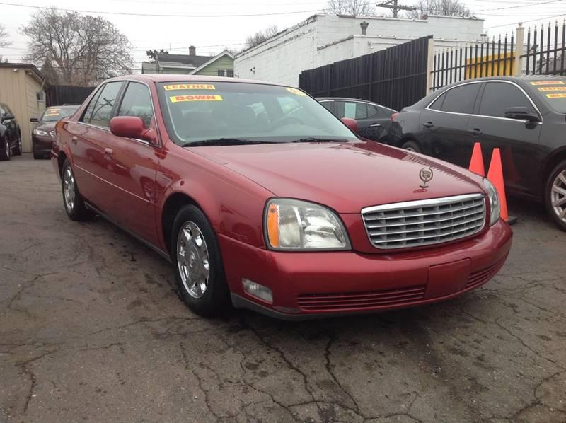 2005 Cadillac Deville car for sale in Detroit