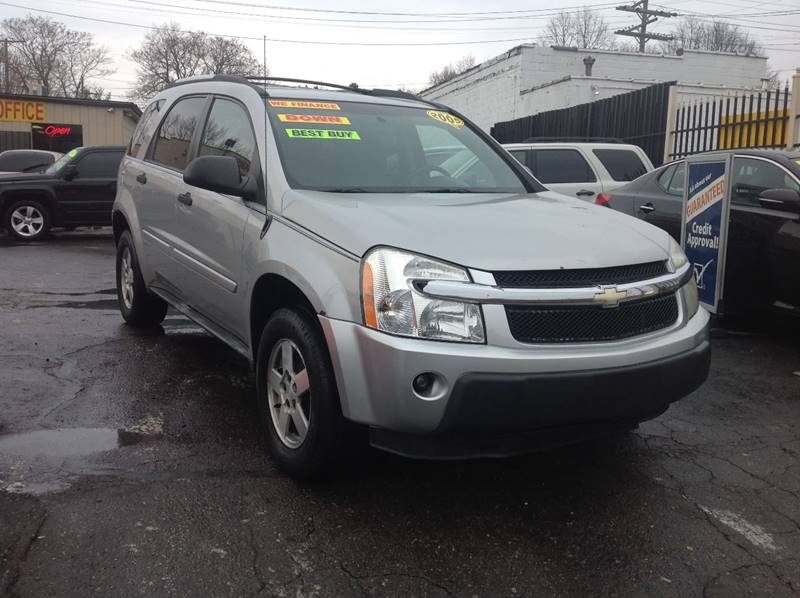 2005 Chevrolet Equinox car for sale in Detroit