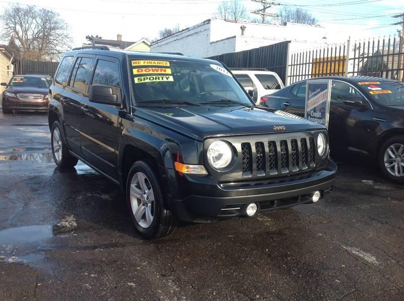 2011 Jeep Patriot car for sale in Detroit