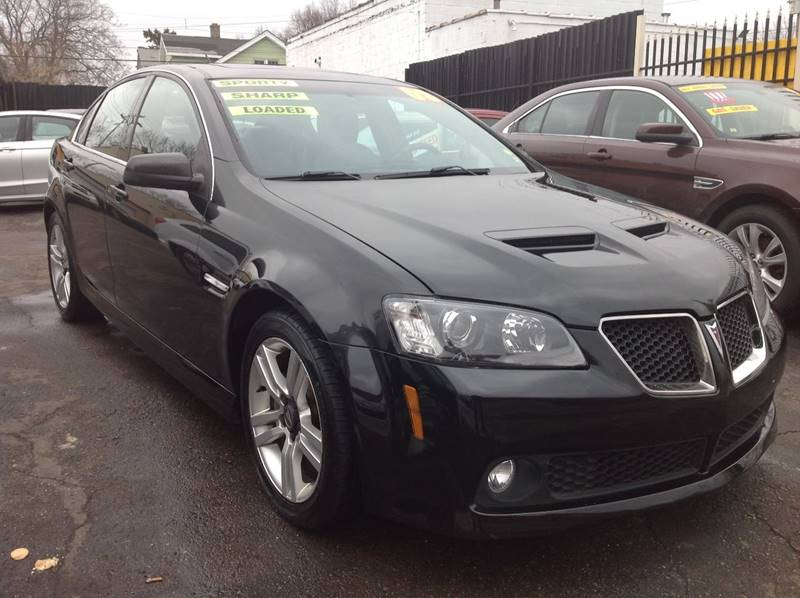 2008 Pontiac G8 car for sale in Detroit