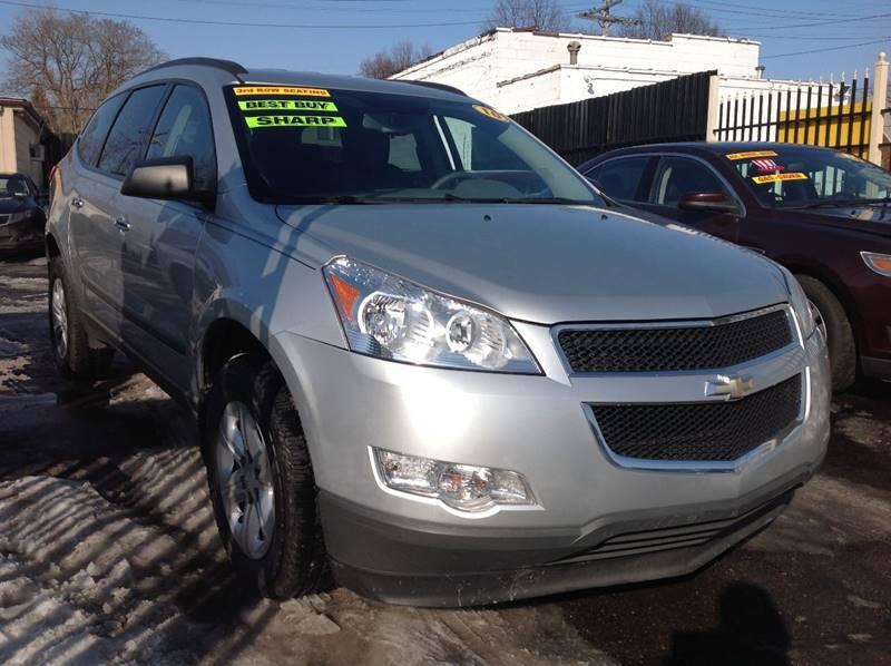 2010 Chevrolet Traverse car for sale in Detroit